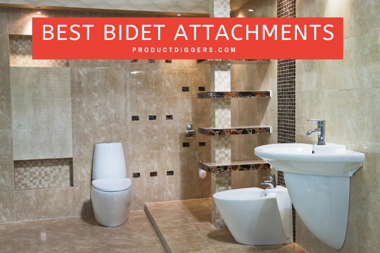 Peachy 15 Best Bidet Attachments Of 2019 Product Diggers Theyellowbook Wood Chair Design Ideas Theyellowbookinfo