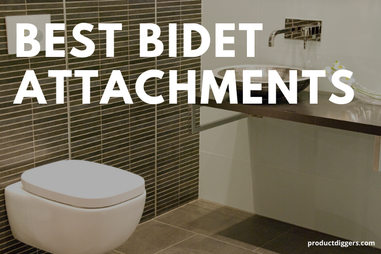 15 Best Bidet Attachments Of 2020 Product Diggers